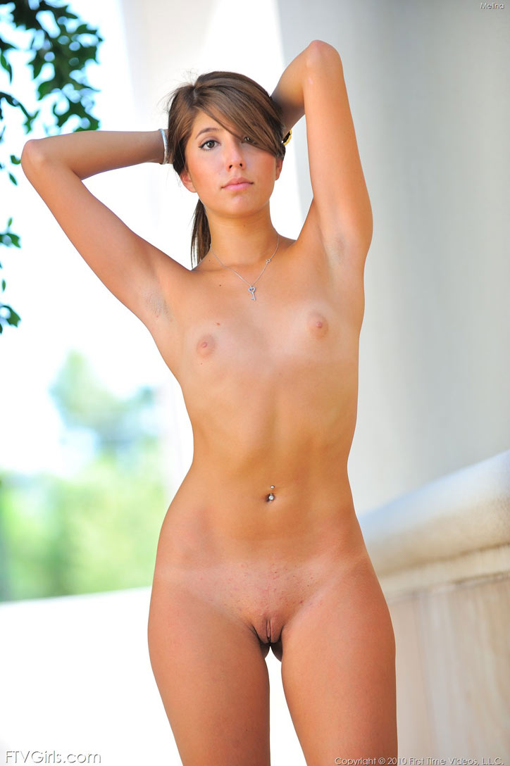 Barely Legal Tiny Nude